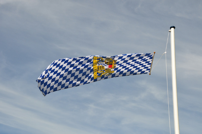 Flagge Bayerns